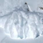 Vier Bergsteiger überleben gewaltige Lawine