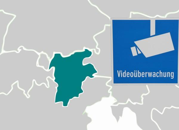 Videoüberwachung zwischen Nutzen und Gefahr. Bild: UT24 / Gabi Eder / pixelio.de
