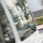 Zwei Verletzte bei Busunfall in Innsbruck