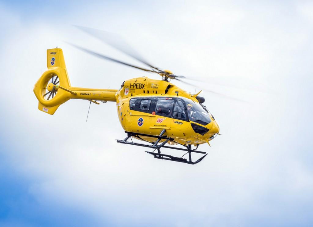 Pelikan 1 Elicottero : Fahrradfahrer stirbt im eisacktal unsertirol