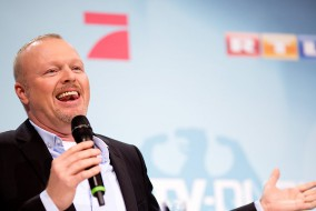 Fernsehen, Medien, Studio, Fernsehstudio, Stefan Raab