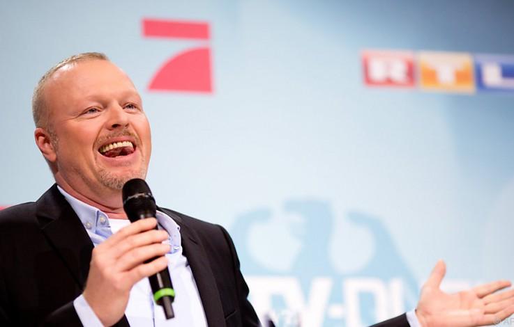 Stefan Raab feiert TV-Comeback