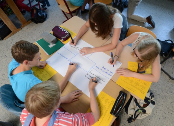 Schüler, Klasse, Schule, unterricht