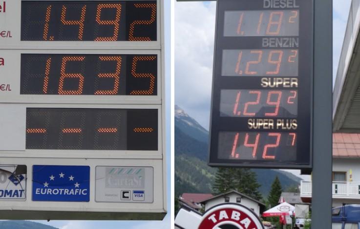 Welche Proportion des Öles und des Benzins für das schneegängige Fahrzeug die Taiga