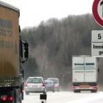 Sektorales LKW-Fahrverbot ist startbereit