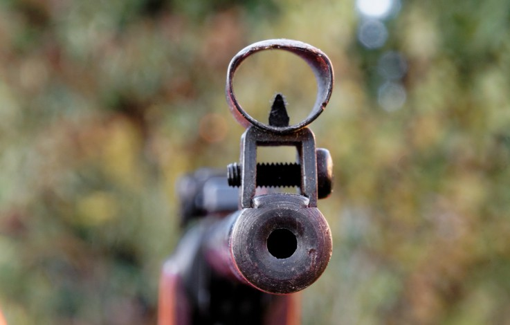 Schuss mit Luftdruckgewehr: Vater verletzt 13-jährigen Sohn