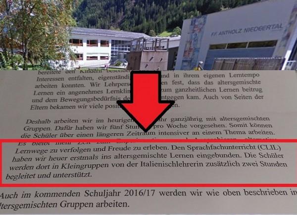 Antholz Niedertal Schule 03