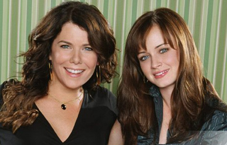 netflix gilmore girls feiern comeback. Black Bedroom Furniture Sets. Home Design Ideas