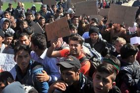 refugee, Horizontal, Politik