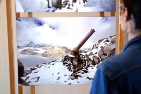 Die National Geographic Ausstellung in Trient. 1. Weltkrieg. Bild: UT24