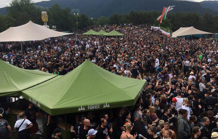 <b>Alpen</b> <b>Flair</b>: Zehntausende rocken Natz | unsertirol24.com