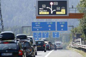 Verkehrsinfo, Kärnten, Österreich