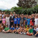 Tiroler Jugendliche auf den Spuren der Europaregion
