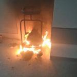 Feueralarm im Meraner Krankenhaus