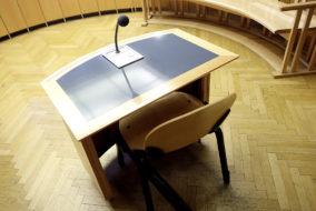 Prozess, Strafrecht, Jugendkriminalität, Wien