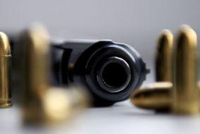 Waffen, Kriminalitaet, Sicherheit