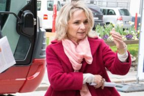 Bürgermeisterin Elisabeth Blanik - Bild: Zukunftsraum Lienzer Talboden