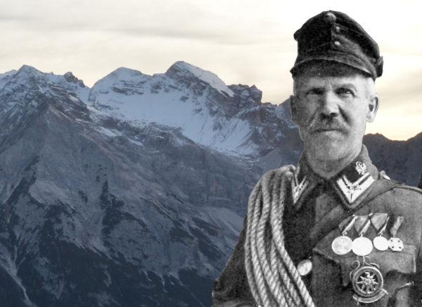 """Johann """"Schanni"""" Forcher und der Forame. Bild: UT24 / Anton v. Mörl"""