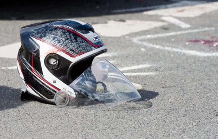 Motorradfahrer verletzt: Fahrerflüchtiger gesucht