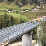 Rabensteiner Brücke wieder befahrbar