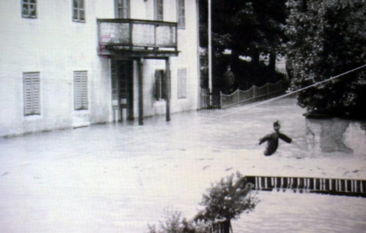 Das Hochwasser vor 50 Jahren