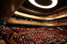 Musiktheater, Architektur, Stadtplanung, Oberösterreich, Eröffnung, Kunst & Kultur