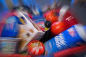 Lebenshaltung, Verbraucher, Lebensmittel, Inflation, Ernährung, Eink, Wirtschaft und Finanzen