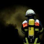 Wohnungsbrand in Hall in Tirol forderte zwei Schwerverletzte
