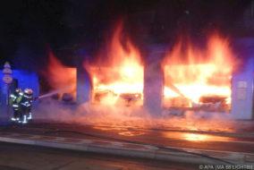 Brände, Ermittlung, Wien