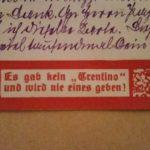 """Briciole di memoria 1 – """"Trentino"""": una denominazione che non è mai esistita"""