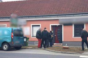 Tötung, Polizei, Niederösterreich