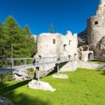 Musei del Tirolo: il Castello di Andraz / Schloss Buchenstein