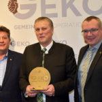 Osttiroler Gemeinden erhalten GEKO-Preis