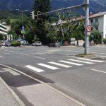 Bauarbeiten am Innsbrucker Südring gehen ins Finale