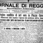 A Reggio Emilia si ricordano Mario e Fermo, morti per la pace