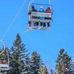 Schwerer Skiunfall: Frau prallt gegen Kind