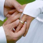 746 Paare geben sich das Ja-Wort