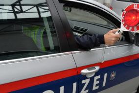 Polizei, Exekutive, Verkehr, Salzburg, Politik