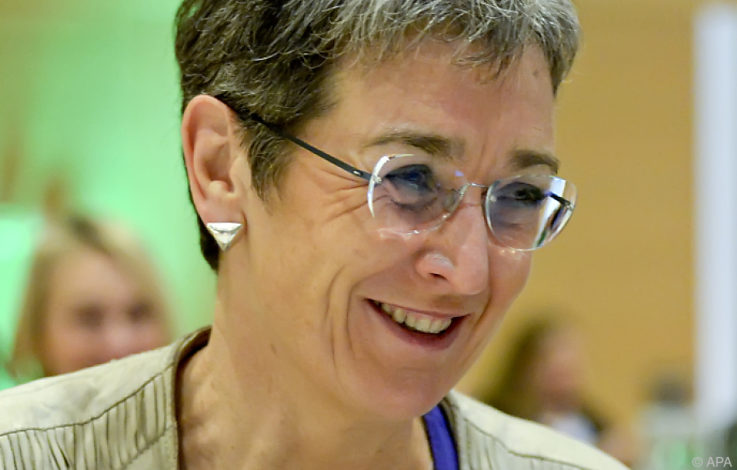 Grünen-Politikerin will Flüchtlingshilfe verdoppeln