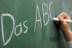 Rechtschreibung, Grundschüler, Grundschule, Deut, Schule, Unterricht