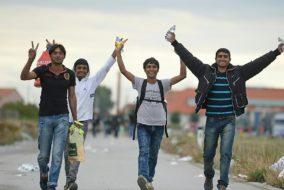 Flüchtlinge, Asyl, Migration, Illegale Migration, Burgenland, Politik