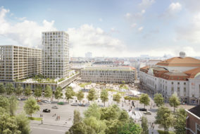 Architektur, Stadtplanung, Hotellerie, Wien