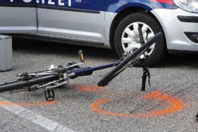 Verkehr, Unfälle, Fahrrad, Sicherheit