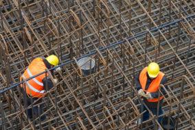 gerüst, Bauarbeiter, Aufschwung, Arbeitsmarkt, Bau, Arbeiter