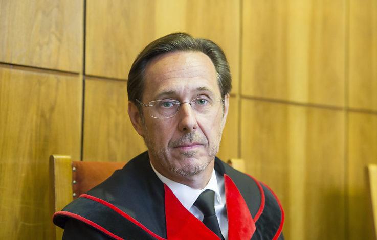 Staatsanwalt Hansjörg Bacher Untersuchungshaft über 24 Staatsverweigerer verhängt
