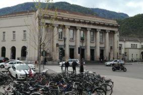 Zugbahnhof Bozen