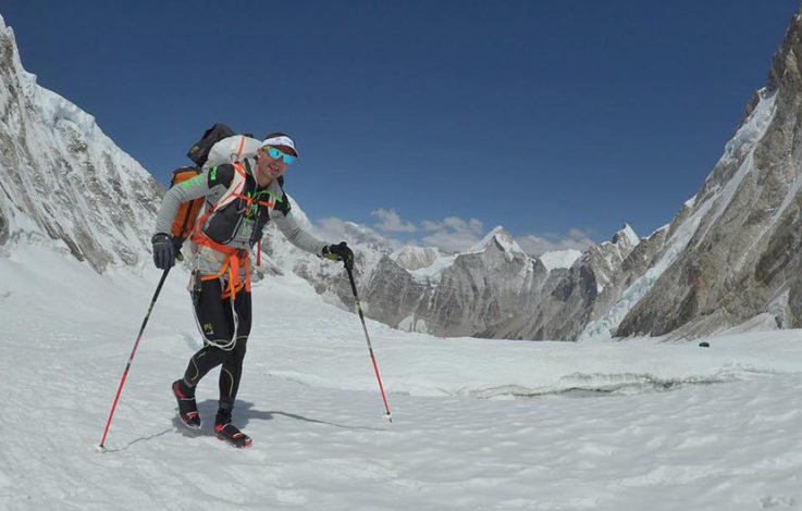 Extrembergsteiger Ueli Steck beim Mount Everest tödlich abgestützt