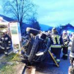 Schwerer Verkehrsunfall im Pustertal