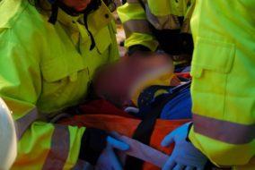 Weißes Kreuz_Sanitäter_Erste Hilfe_Rettung