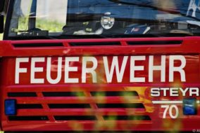 Feuerwehr, Feuerwehrauto, Einsatzfahrzeug, Unfaelle, Verkehr, Notfall, Wien